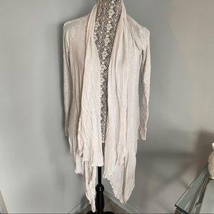 Lululemon Universal Wrap 8 Sweater White